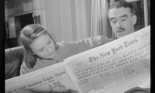 National Newspaper Week to Honor Press in Wartime