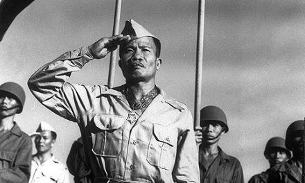 Servicemen and civilians recognized for heroism