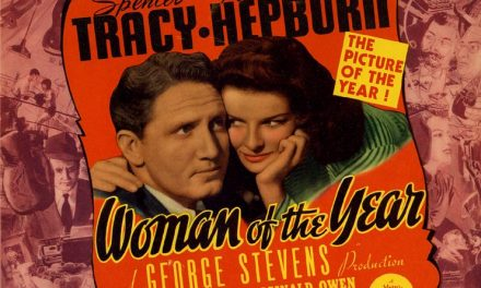 "Hepburn Challenges Gender Roles in ""Woman of the Year"""