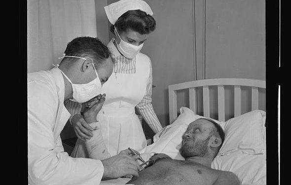 Pearl Harbor nurse grows through tragedy