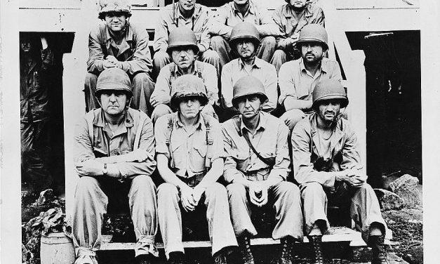 American Troops on Guadalcanal Celebrate Christmas with Turkeys and Sorties